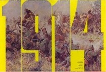 1914 Avalon Hill board game cover art from the 1960s