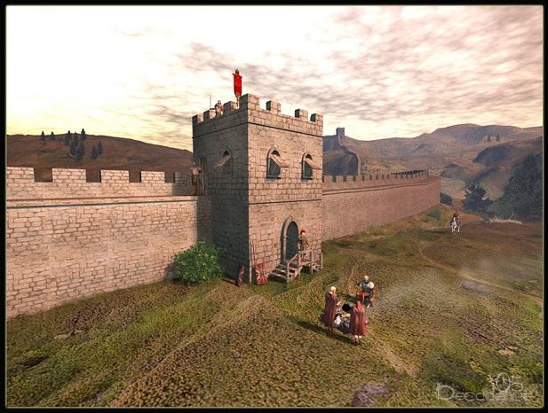 Hadrian S Wall: Hadrian's Wall