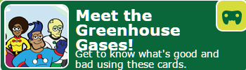 Meet the Greenhouse Gases