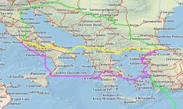 ORBIS route example