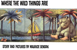 Where the Wild Things Are cover page