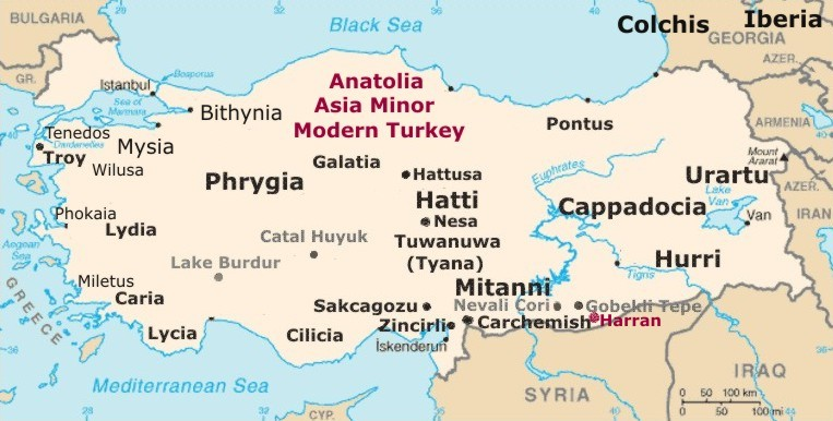 Maps mapping and cartography section of good sites for kids map of ancient anatolia gumiabroncs Images