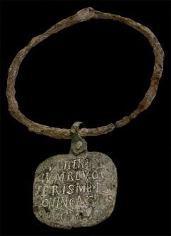 Roamn slave collar
