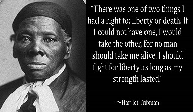 Harriet Tubman Quotes. QuotesGram